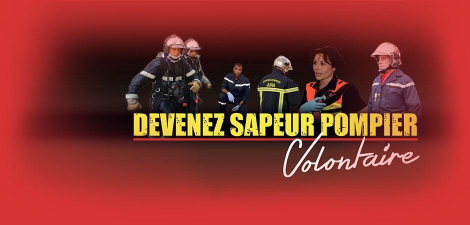Devenez sapeur-pompier volontaire!