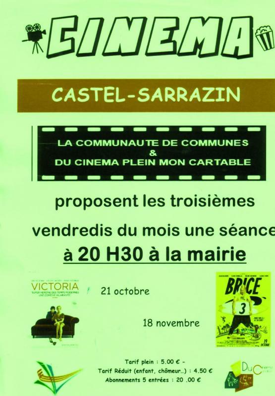 Flyer cinéma