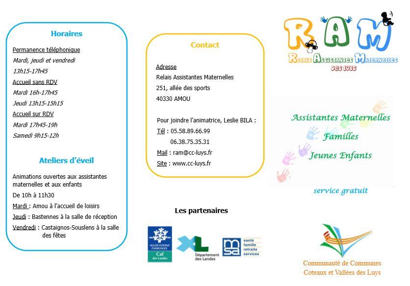 Infos utiles RAM
