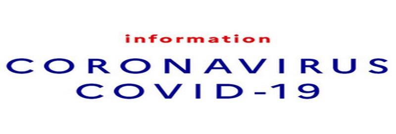 COVID-19 - MISE A JOUR LE 25/03 :  Informations sur le confinement